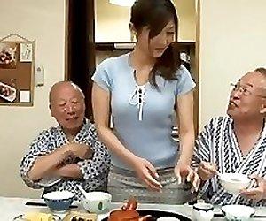 Nozomi Sato Haruka abstinence care Shigeo Tokuda - Manganase