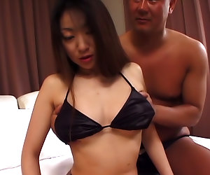 Hot Mature Asian Babe, Biko Koike Gets Stunning Dick Ride
