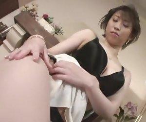 Exotic Japanese slut Natsuki Mochida in Amazing Big Tits JAV movie